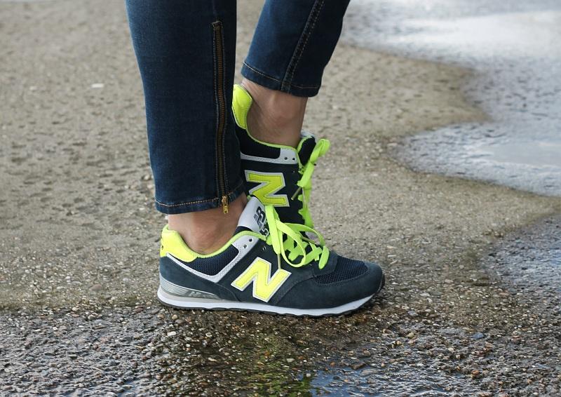 sized_new balance shoes