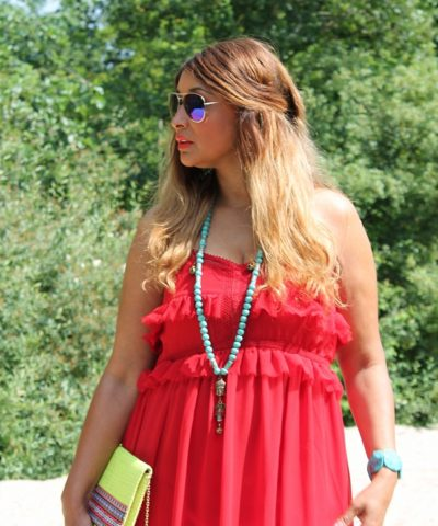 OUTFIT | BEACH GLAM 6