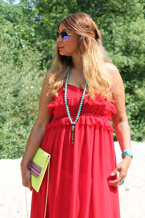 OUTFIT | BEACH GLAM 5
