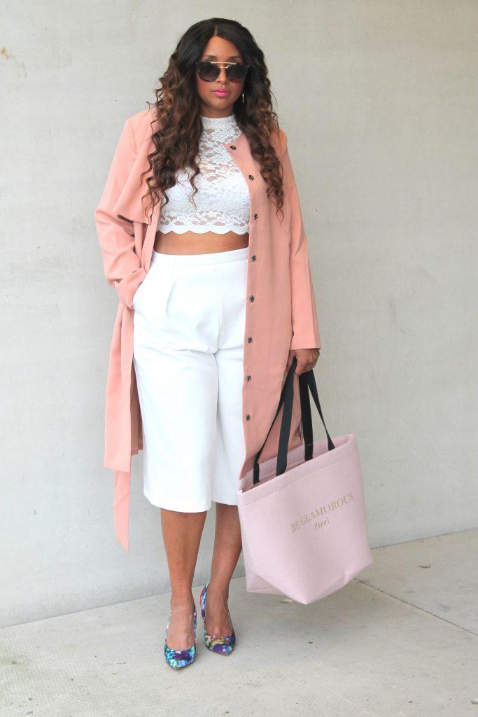 plussize fashion blogger