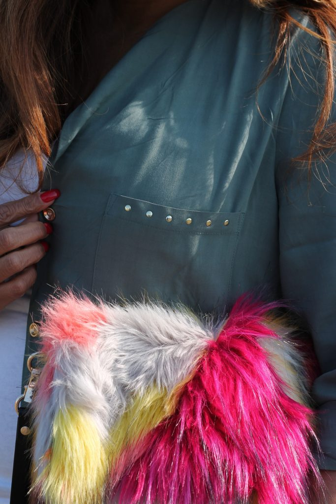 Details Junarose blouse