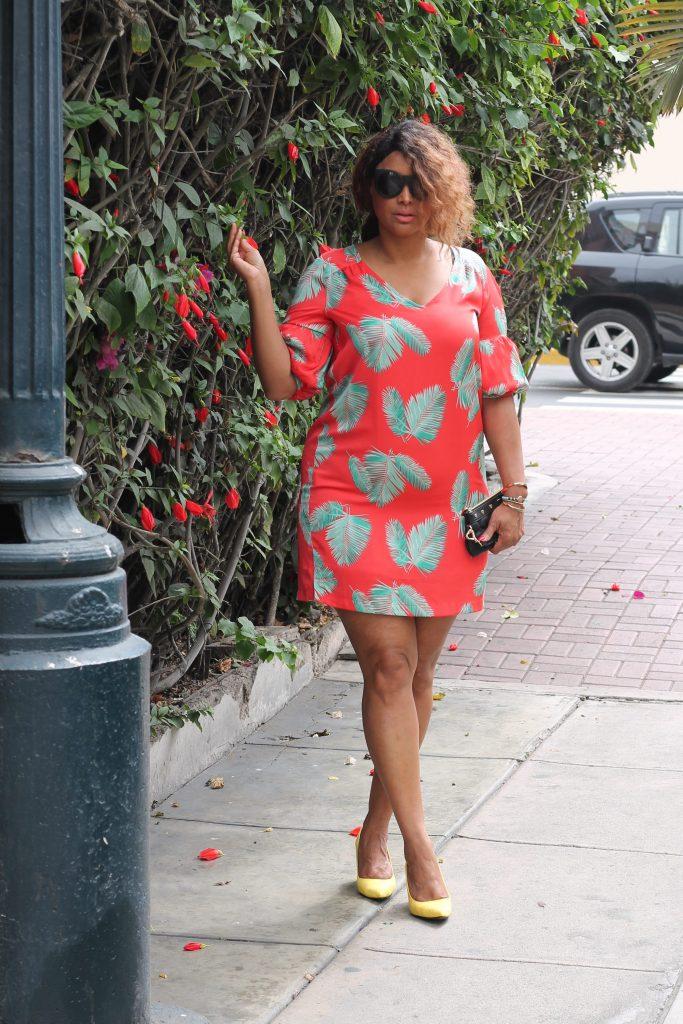 Violeta Mango blogger