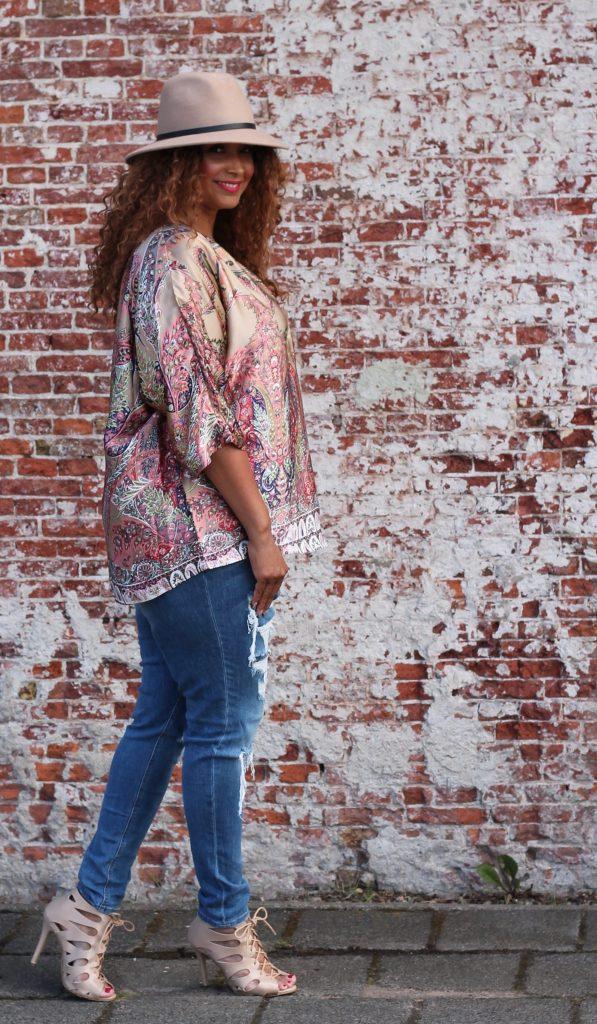 Fashion blogger Zizzi Fashion