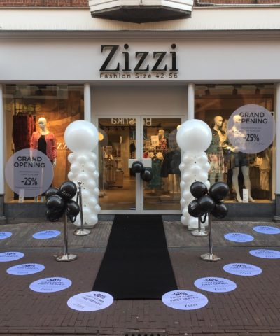 OPENING ZIZZI HAARLEM 54