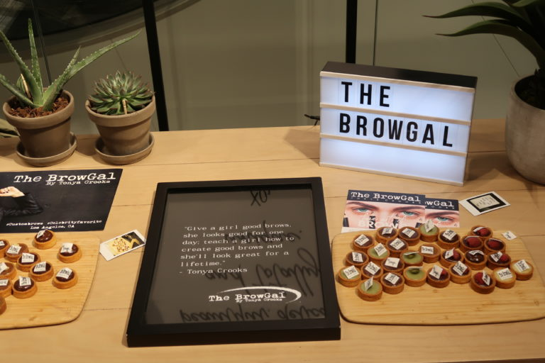 MEET THE BROWGAL 5