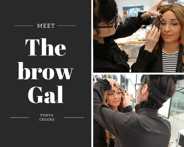 MEET THE BROWGAL 6