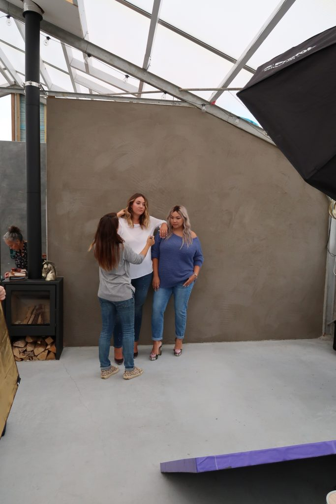 BEHIND THE SCENE OF THE MS MODE DENIM SHOOT 15