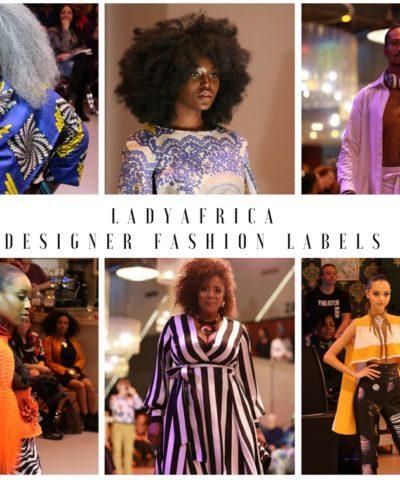 LADY AFRICA DESIGNER FASHION LABELS 5