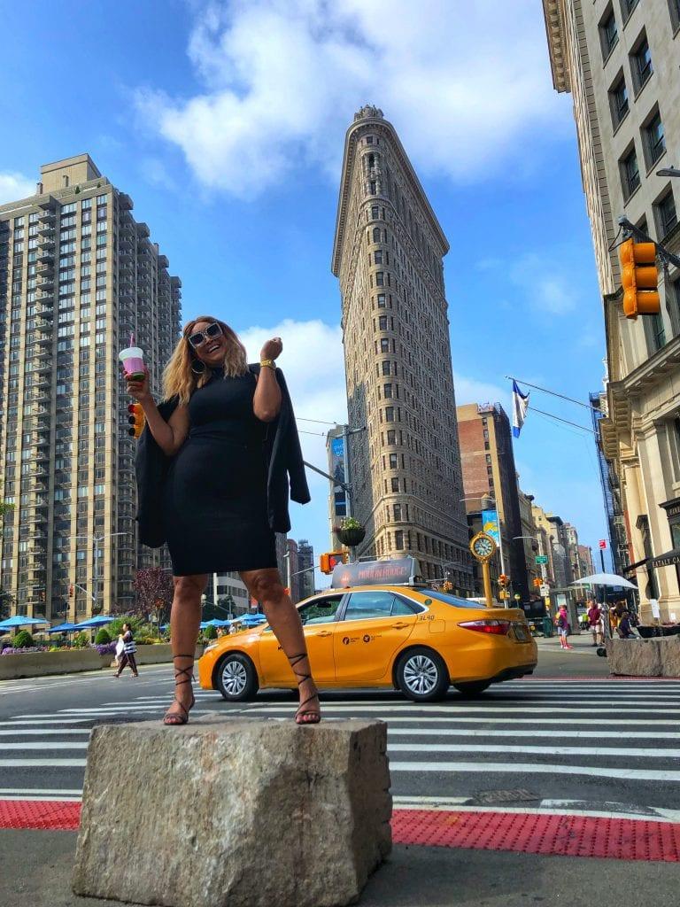 New York City and Fashion