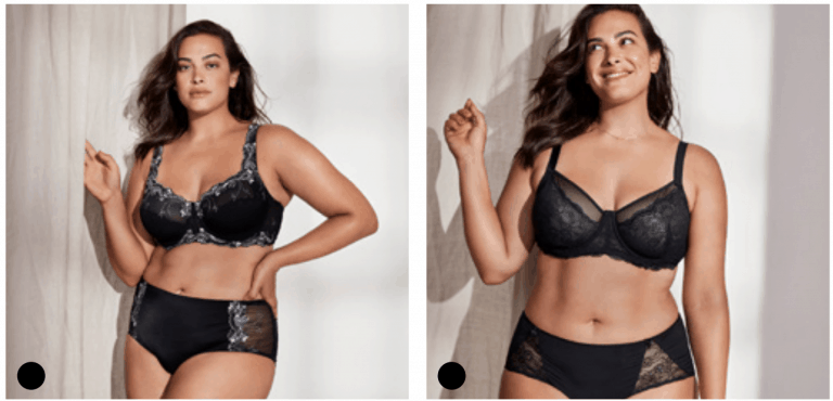 ZIZZI LAUNCHED NEW LINGERIE COLLECTION 6